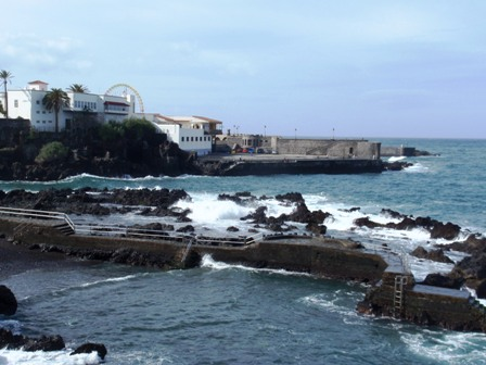 Puertode Santa Cruz